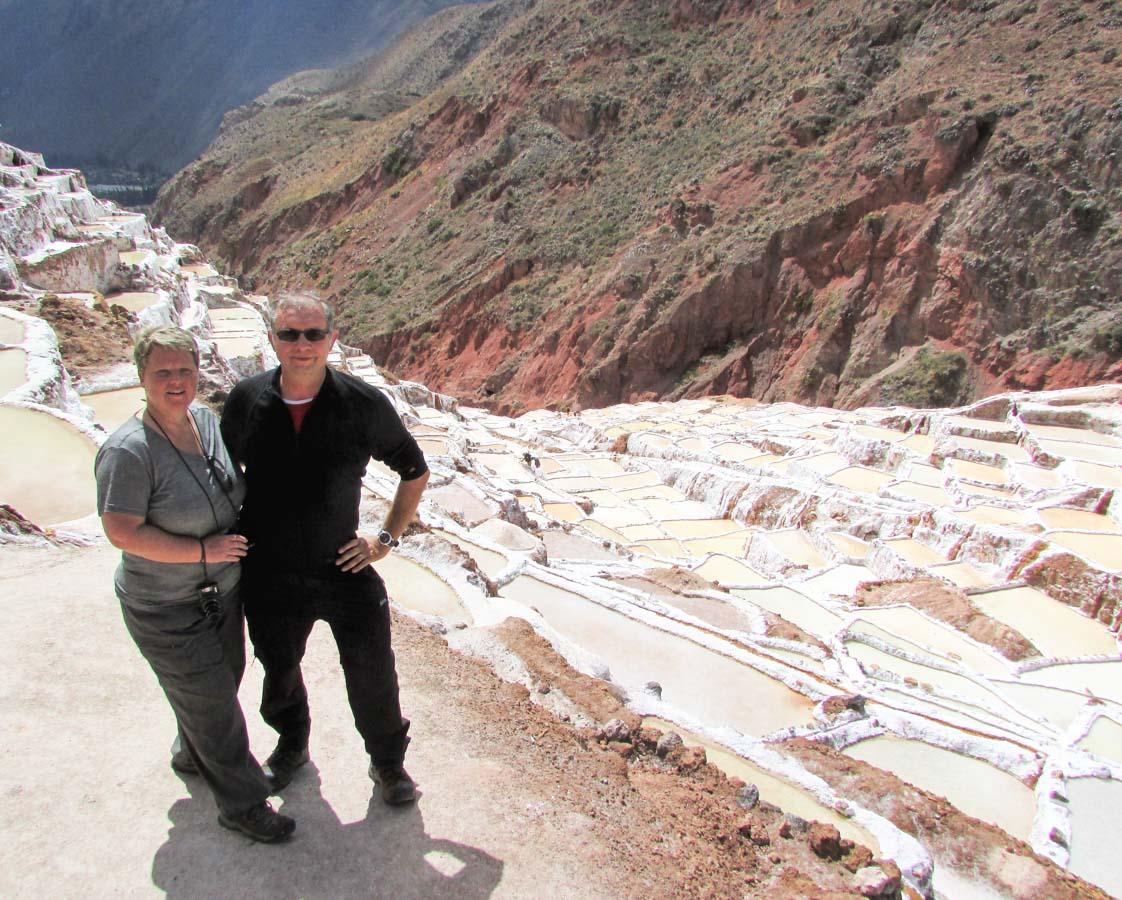 Domi et Titi au Pérou dans notre page À propos de Domi et Titi autour du monde de notre blog voyage S'offrir le monde