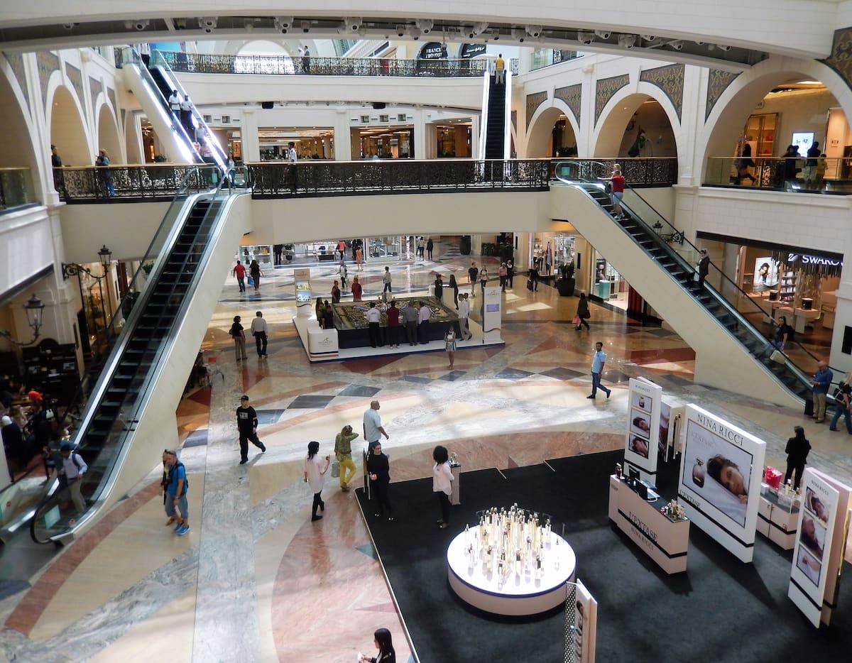 Shopping à Dubaï à Mirdif Mall