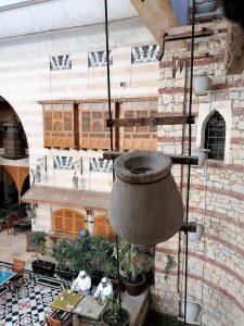 Shopping au Wafi Mall nous transporte en Égypte