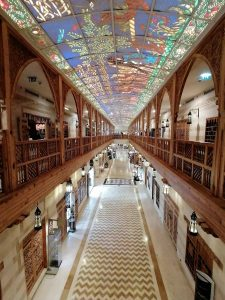 Wafi Mall nous transporte en Égypte lors de notre shopping