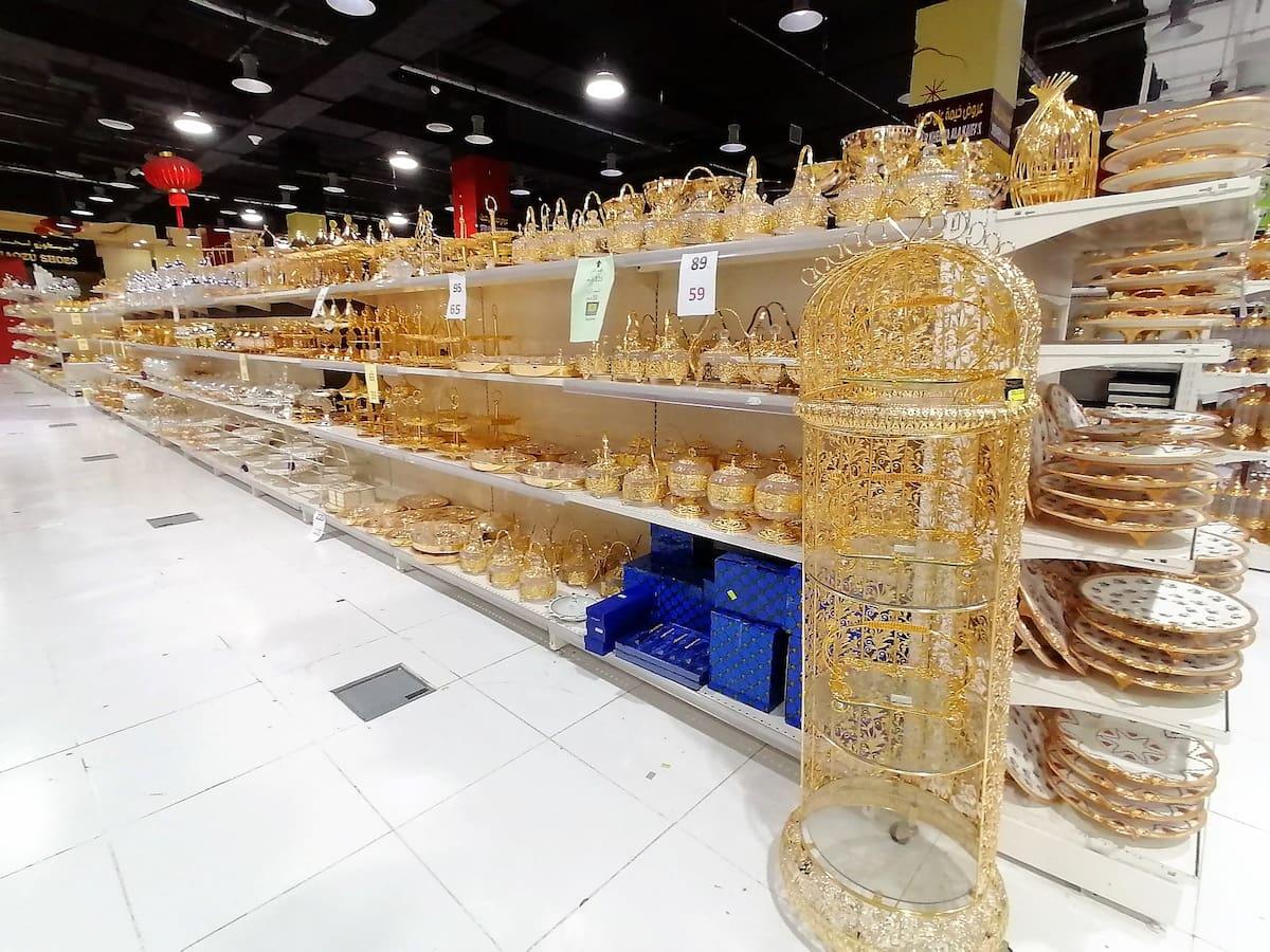 Magasiner à Dragon Mart de Dubaï, royaume Dubaï du Made in China