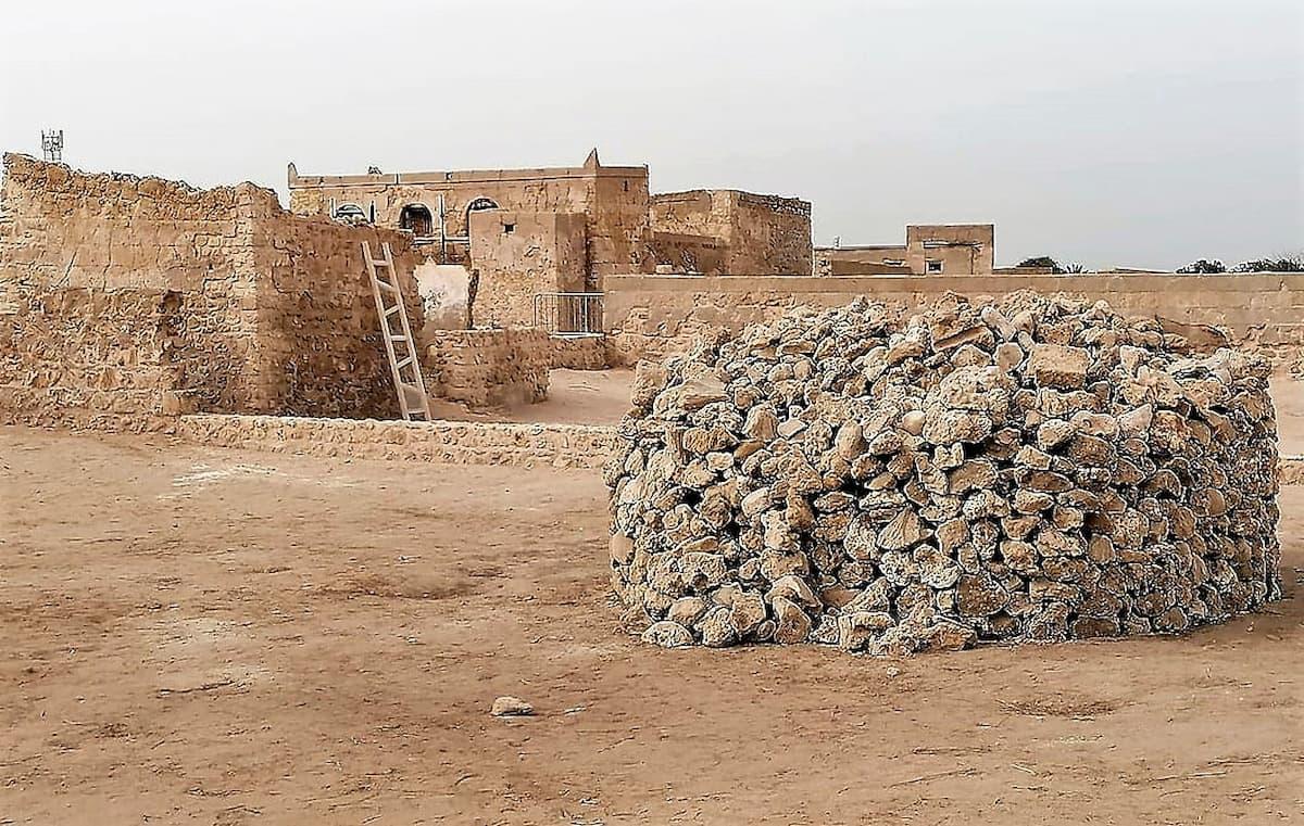 Al Jazirah Al Hamrah est l'un des derniers villages authentiques des Émirats arabes unis.