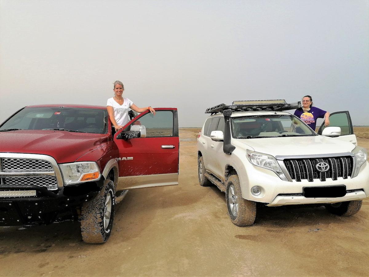 Faire un safari dans le désert à RAK