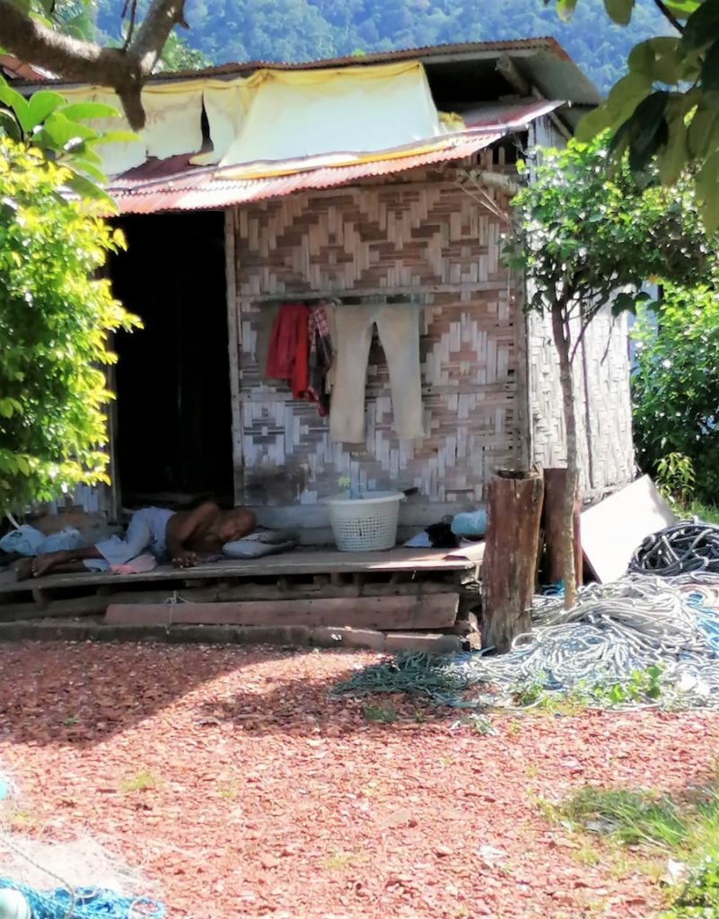 es conditions de vie des Chao Ley sont relativement précaires