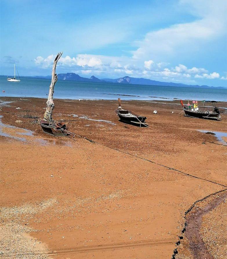 Les pêcheurs sont tributaires des marées