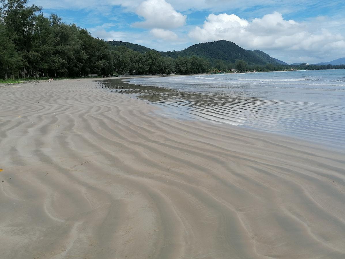 Kwa Kwang Beach Côte Ouest de Koh Lanta