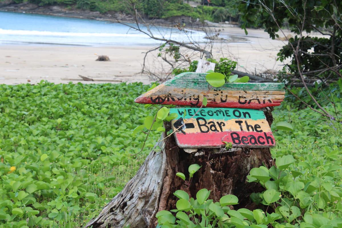 Jark Beach - Côte Sud-Ouest